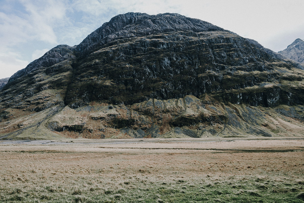 377 - Szkocja - Etive Mor Waterfalls - ZAPAROWANA_