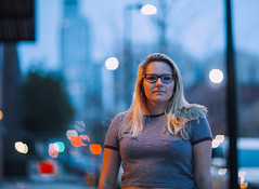 4-23-18 DT Shoot-3329 (spencer Hart Photography) Tags: 85mm canon bokeh raleigh nc downtown urban 5dmkii f12 northcarolina night neon spencersstock railroad bridge skyline cityscape city