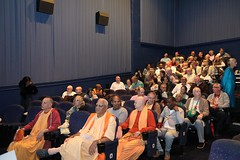 Hare Krishna! - London Premiere - ODEON Covent Garden - 23/04/2018 - IMG_1025 (DavidC Photography 2) Tags: hare krishna the mantra movement swami who started it all film movie documentary biography cinema london premiere united kingdom uk england central odeon covent garden 135149 shaftesbury ave wc2h 8ah monday 23 23rd april 2018 spring john griesser jean srila ac bhaktivedanta prabhupada krsna krishnas iskcon internationalsocietyforkrishnaconsciousness international society for consciousness george harrison visakha dasi yadubara das saranagati british columbia canada five years eleven months lifetime unexpected love a memoir