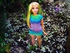 (Linayum) Tags: barbie barbiedoll barbiecurvy curvybarbie mattel doll dolls muñeca muñecas toys toy toycollector handmade ganchillo crochet linayum
