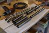 Ti Practice Parts (44 Bikes) Tags: 44bikes manualmachinist frameshop tooling jig fixture shed shop tigwelding backpurge titanium