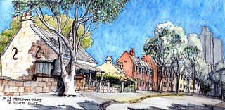 Millers Point - Merriman Street