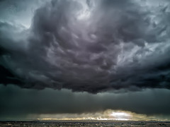 Storm with hail ..... (Martika64) Tags: tormenta strom tormentacongranizo stormwithhail sky skyscape clouds cloudscape thunderclouds thunderstorm paisaje landscape dramatismo dramatic luznatural naturallight color imagenacolor colorimage spring primavera
