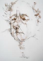 P1018080 (Gasheh) Tags: art painting drawing sketch portrait man pastel pencil gasheh 2018