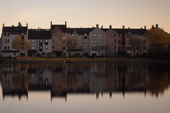 Leith Shore Sunset and Harbour April 2018  (102 of 161) (Philip Gillespie) Tags: sunset sky clouds leith shore harbour water sea river wet reflections buildings architecture mono monochrome black white colour color yellow red orange green purple pink blue urban city town canon 5dsr people men women man woman kids boys girls feet legs heads hands outdoor bridge profile long exposure spider chains birds swan bench scotland edinburgh boats dock night evening lights stars street road hour