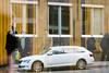 gut geparkt (knipserkrause) Tags: frankfurt parken spiegelung