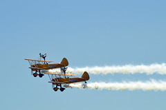 DSC_0782_002 (Gobbledeek) Tags: wales national airshow 2018 air show walesnationalairshow aerosuperbatics wing walkers aerosuperbaticswingwalkers wingwalkers