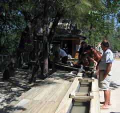 sandy-creek-mining-sluice-002_7252066506_o (Suzi Rosenberg) Tags: lakeshastacaverns northerncalifornia shastacounty