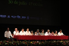 Anuncio de la lista de delegaciones a participar en la Guelaguetza 2018