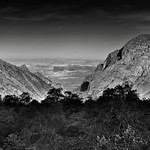 The Window and Views Beyond (Black & White, Big Bend National Park) thumbnail