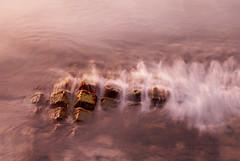viejo mar (Momoztla) Tags: mexico momoztla coatzaqcoalcos veracruz mar viejo olas larga exposicion rocas atardecer