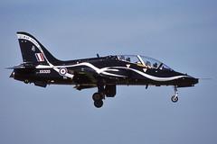 XX320 Mildenhall 25-5-2001 (Plane Buddy) Tags: xx320 hawk raf valley 60th mildenhall egun
