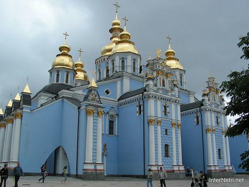 Київ, Михайліський монастир InterNetri.Net  Ukraine  208
