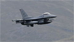 "USAF Aviano based F-16 ""510th Fighter Squadron"" (DaveChapman ""If it flies,I shoot it"") Tags: 510thfightersquadron aviano usaf uk usa usafe f16 lowlevel lfa7 loop lakenheath lowfly roundabout wales nikon nikon600mmf4vr nikond810"
