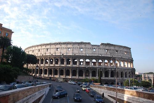 Колізей, Рим, Італія InterNetri.Net 117