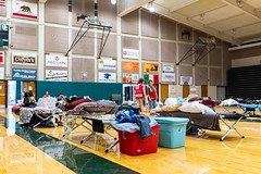 20180808.10819 (Red Cross Gold Country Region) Tags: americanredcross redding shastacollege shastacounty shelter
