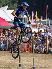 Extreme Mountain Bike Show (Ashley Middleton Photography) Tags: bbccountryfilelive blenheimpalace events bicycle england europe manpowered mountainbike oxfordshire transportation unitedkingdom woodstock