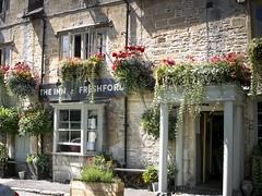 Festooned in Flowers, Freshford (madlily58) Tags: pub inn freshford somerset england uk