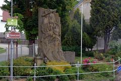 26.7.18 Chynov and camels 04 (donald judge) Tags: czechia south bohemia toulava chynov zahostice camels