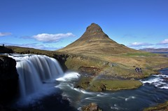 Kirkjufell 2 (mpalmer934) Tags: iceland waterfall church mountain