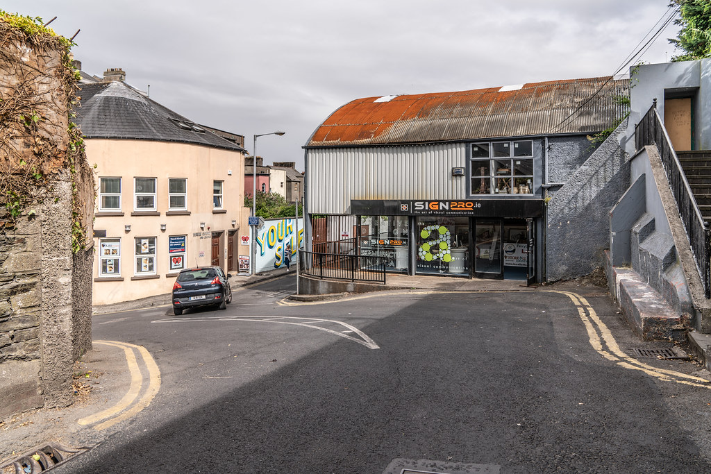 EXAMPLES OF STREET ART [URBAN CULTURE IN WATERFORD CITY]-142291