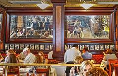Rue 57 (albyn.davis) Tags: nyc newyorkcity city urban people mirror reflection light restaurant usa