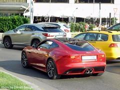 Jaguar F-TYPE R AWD Coupé (Daniel Supercars) Tags: jaguar ftype r awd coupé