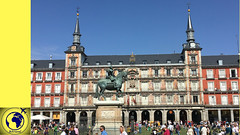 Wtravel (Wtravel-TravelTheWorld) Tags: madrid spain wtravel plazamayor travelvideo travel travelvlog