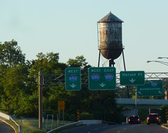 Syracuse, New York (jmaxtours) Tags: water tower watertower syracusenewyork syracuse syracuseny newyorkstate usa highway