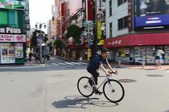新宿 (briandodotseng59) Tags: asia car classic auto bike nikkor nikon frame street life light sun day shadow yellow old nature city color coth5