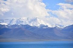 Lake Namtso and Nyenchen Tanghla Mountains, Tibet   (18) (Prof. Mortel) Tags: tibet lake namtso