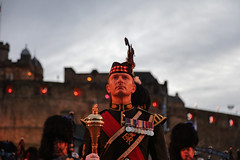 Edinburgh Military Tattoo 2018-50 (Philip Gillespie) Tags: edinburgh scotland canon 5dsr military tattoo international 2018 100 years raf army navy the sky is limit edintattoo raf100 edinburghtattoo people crowd fun lights fireworks dancing dancers men women kids boys girls young youth display planes music musicians pipes drums mexico america horses helicopters vip royal tourist festival sun sunset lighting band smiles red blue white black green yellow orange purple tartan kilts skirts castle esplanade historic annual