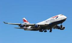 G-CIVY Boeing 747-436 British Airways (R.K.C. Photography) Tags: gcivy boeing 747436 b747 aircraft aviation airliners britishairways speedbird ba baw london england unitedkingdom uk heathrow londonheathrowairport lhr egll canoneos100d