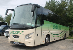 Bookline Coaches of West Malling: MB16BLC VDL (emdjt42) Tags: mb16blc vdl beamish brooklinecoaches