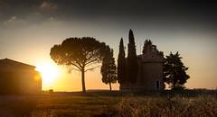 Backside the Chapel (Beppe Rijs) Tags: 2018 italien juli sommer toskana italy july summer tuscany