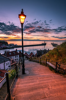 199 Steps to Whitby