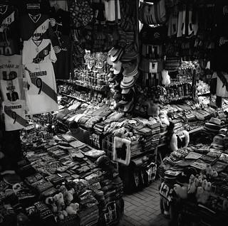 Market Stall, Aguas Calientes, Peru