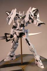 Mobile Suit Gundam: 00 Diver (jaqio) Tags: mobile suit gundam 00 diver anime japan model painted hobby uc
