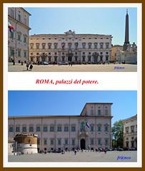 Piazza del Quirinale (fr@nco ... 'ntraficatu friscu! (=indaffarato)) Tags: italia italy lazio roma rome palazzo piazza viminale politica potere
