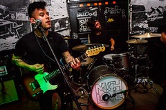 Can't Swim (jmcguirephotography) Tags: cantswim purenoiserecords emo indie punk rock concert live show jacksonville florida nighthawks