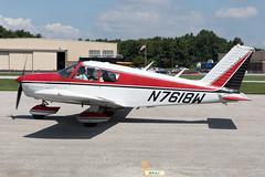 N7618W (✈ Greg Rendell) Tags: 1964 n7618w piperpa28180cherokee180 private aircraft airplane aviation brandywineairport flight gregrendellcom koqn n99 oqn pa pennsylvania spotting westchester westchesterairport unitedstates us