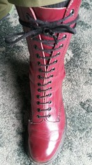 20180305_101815 (rugby#9) Tags: drmartens boots icon size 7 eyelets doc docs doctormarten martens air wair airwair bouncing soles original 14hole lace docmartens dms cushion sole yellow stitching yellowstitching dr comfort cushioned wear feet dm 14 hole cherry indoor 1914 boot footwear shoe