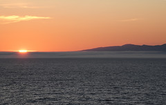 North To Alaska (Anthony Mark Images) Tags: sea ocean pacificocean mountains sunset fog pretty gorgeous beautiful peaceful lovely northtoalaska cruise sundaylights nikon d850 britishcolumbia canada