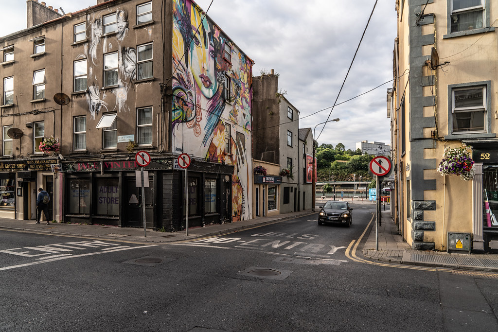 EXAMPLES OF STREET ART [URBAN CULTURE IN WATERFORD CITY]-142342