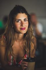 Mariam (denisgorobets) Tags: green georgian women portrait face girl woman beauty nikon d600 amateur