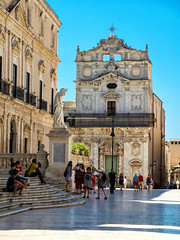 S. Lucia alla Badia. Siracusa (Svetla (ribonka 78)) Tags: europe italy italia sicilia siracusa travel