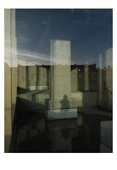 Concrete temple (michelle@c) Tags: urban cityscape city architecture contemporan building worksite interior space concrete selfportrait parisxiii 2018 michellecourteau