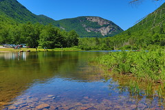 Pond in White Mountains (ole_G) Tags:
