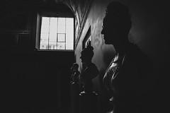 Shadowy Busts (ALGHIME) Tags: bnw blackandwhite black white grey monochrome monochromatic shadow shadows shadowy bust busts sculptures sculpture museum