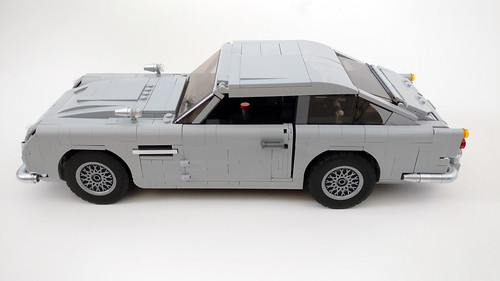 Lego Creator James Bond Aston Martin Db5 10262 A Photo